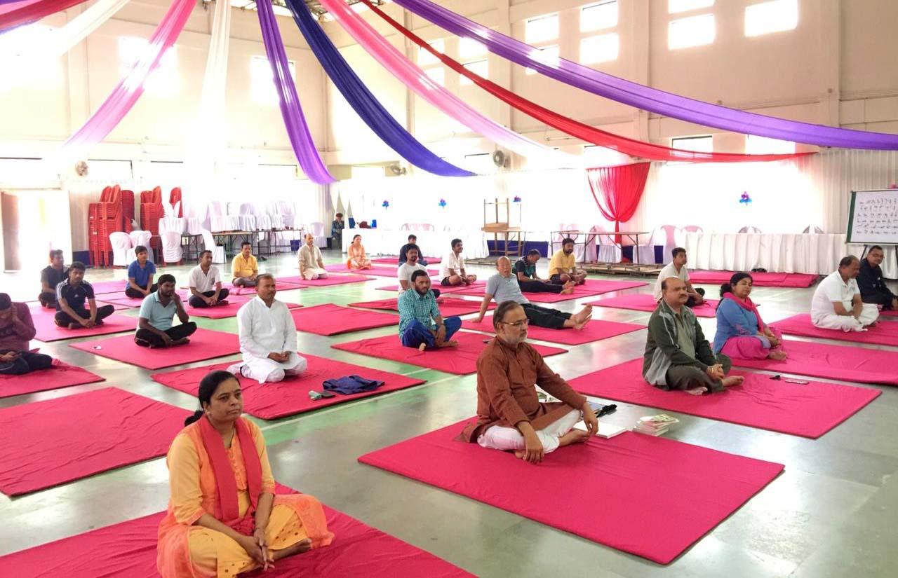 Yoga Camp 2019